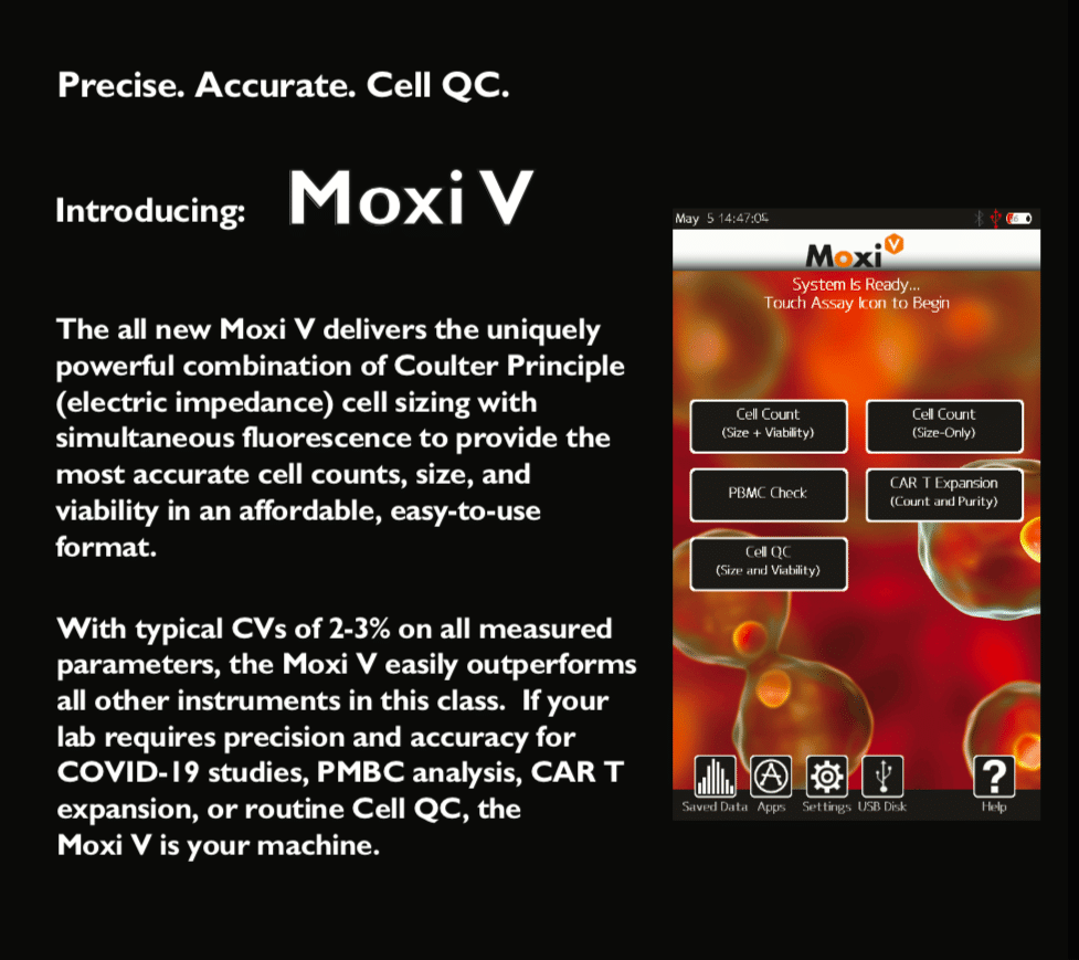 Moxi V Brochure